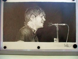 Tom Delonge drawing3 by SusHi182