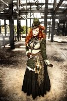 Lady Eliane Steam IV by MADmoiselleMeli