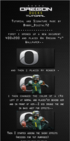 Oregon Ducks Tutorial by bobbydigital72