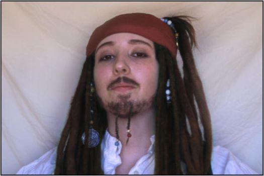 Jack Sparrow by caltha