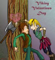 Viking Valentine's Day by BongoSkillz