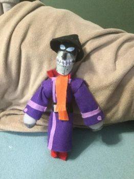 Scaramouche plushie. by Jameswork