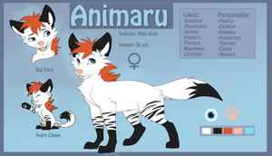 Animaru-Reference Commission by Kitchiki