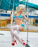 The Little Sailor by emilyaddison