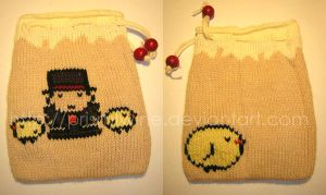 ::Commish:: Another Layton bag by prismtwine