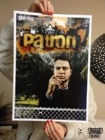 Patron Poster Basimi by EsegaGraphic