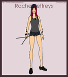 Commission - Rachel Jeffreys by Femmes-Fatales