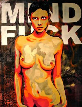 'Mind Fuck' by jasonserres
