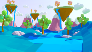 Low Poly by demonmem