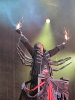 Alice Cooper at Download 2 by thehellpatrol