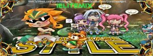 Grand Chase New Moves by lEliteMix