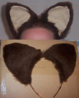 Commish - Wolf Ears for Hige by NecoStudios