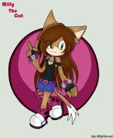 Sonic Channel - Milly by mily-the-cat