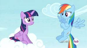 Testing Testing 123 (MLP 1001 Animations) by SilverEagle91