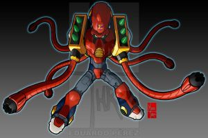 Octopus by Maiss-Thro