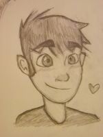 I Should Probably Stop Drawing So Much Toby by SpriteXGirl