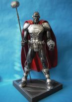 Custom 12 inch Steel Figure by cusT0M