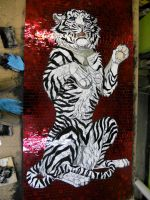 White Tiger: Step 5 by FireKat
