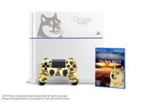 Doge PS4 by shndpz
