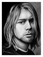 Kurt Cobain by VeeEmz