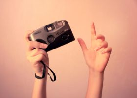 Childhood camera by xChristina27x