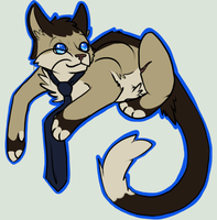 Art Fight [1] - Kitty Cas by Dragon-Wolf-Lover