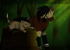 Forest Light~ :CO: by SparrowsNskittlez