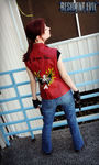 Kill Or Be Killed-Claire Redfield Cosplay by Hamm-Sammich