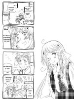 [APH] Random Comic: Welcome to Lolicon World! by Akiraka-chan