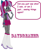 Daydreamer: EQG by TheEbby