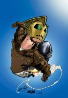 the rocketeer by musikalora