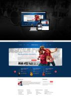 Shop design - for sale by zagiPL