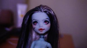 Monster High Frankie OOAK by Callisto-secondary