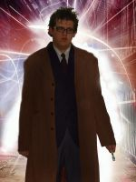 The 10th Doctor by Ulla-Andy