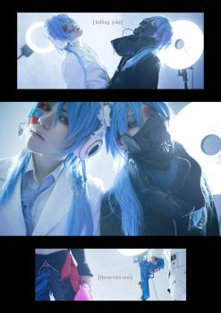 THE CHIRAL NIGHT-Diva into DMMD 05 by masato1026