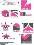 LiinLiin Logo Types by Lili2