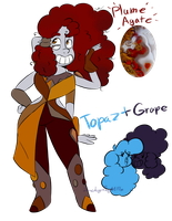Plume Agate :fusion: by Luckynight48