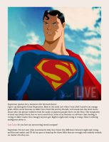 Superman Interview by DESPOP