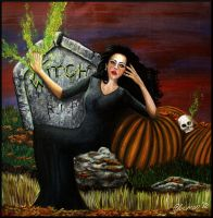 Risen Witch by Bonniemarie