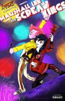 Marshall Lee and the Scream Kings by illeity