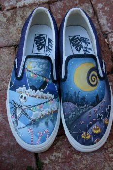 Nightmare Before Christmas by Tozi