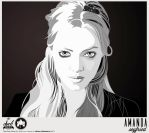 Amanda Seyfried by imduckface