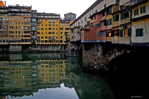 The Ponte Vecchio by BklynGirl