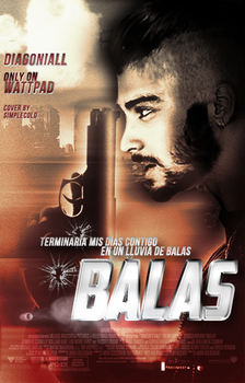 Balas | book cover by tropicsong