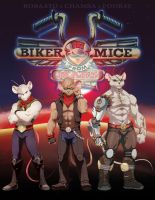 Biker Mice from Mars 2012 by FooRay