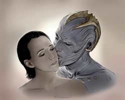 Laufey and Loki by Develv
