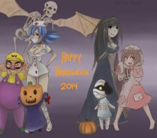 Happy Halloween!!~ by jackiekawaii