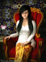 Elli's Kebaya by covenan