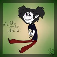 Maddie White by WhiteBAG
