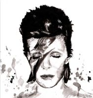David Bowie by remsND